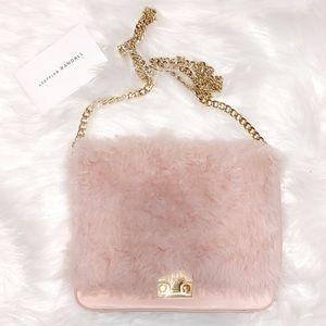NWT🏷Loeffler Randall Shearling Handbag
